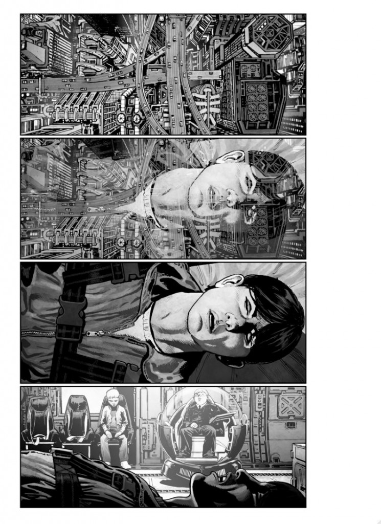 Akira Tetsuo 745x1024 Veja os storyboards da adaptação de Akira