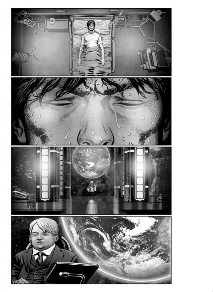 Akira Tetsuo Hospital 746x1024 Veja os storyboards da adaptação de Akira