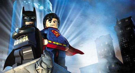 DC anuncia animação do game Lego Batman