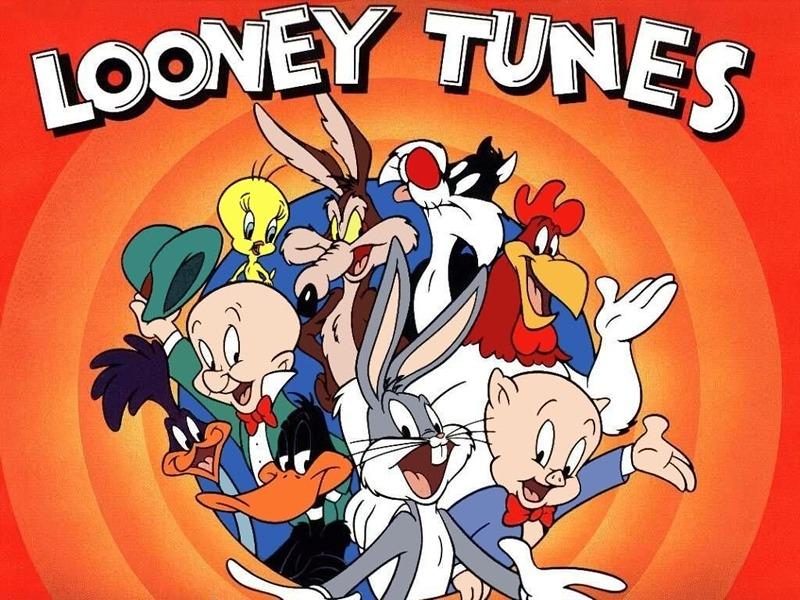 looney tunes 20 anos de Cartoon Network