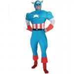 """Capitão América - versão """"Musculosa"""""""