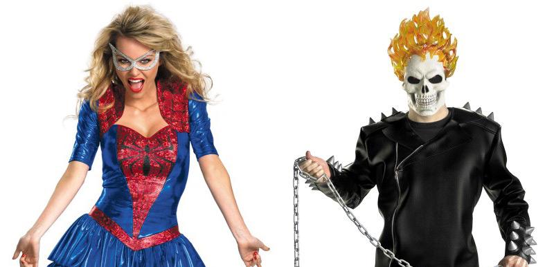 Aproveite o Halloween ao estilo Marvel (ou se prepare para o próximo Carnaval)