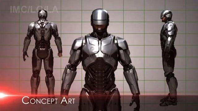 Novo featurette de Robocop