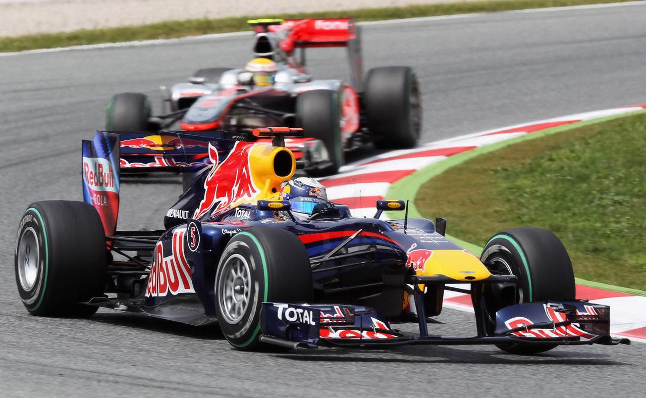 Uma carona interativa 360º a bordo de um carro de Fórmula 1