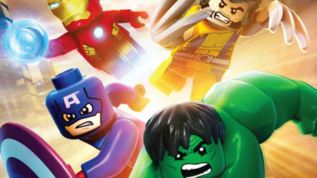Marvel Super Heroes, o novo game da Lego