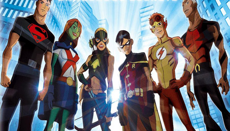 Cartoon Network 2013: Justiça Jovem e Lanterna Verde cancelados