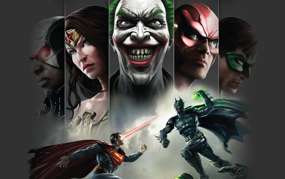DC lança HQ com preview do game Injustice: Gods Among Us