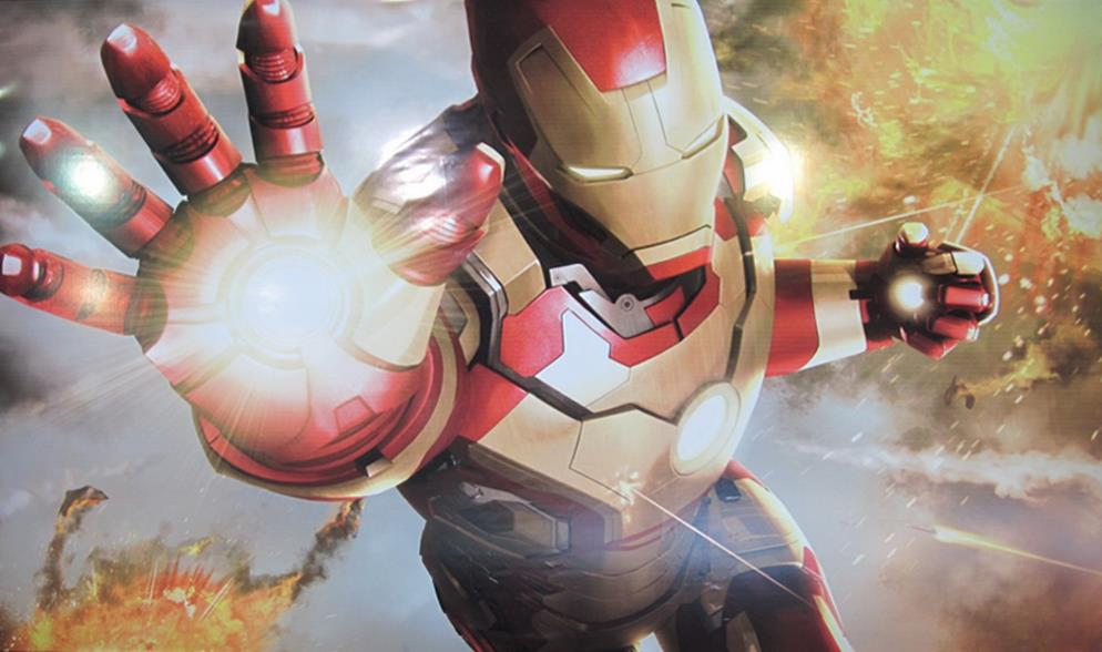Veja o novo trailer de Homem de Ferro 3