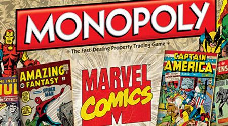 Marvel Monopoly: um jogo para colecionadores de HQs