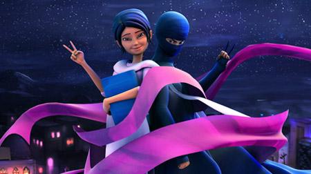 Burka Avenger, a heroína do Paquistão