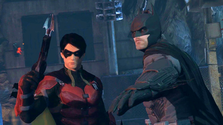 Batman: Arkham Origins ganha modo multiplayer