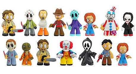 Funko lança action-figures inspirados em filmes de terror