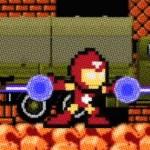 Homem de Ferro 8 bits