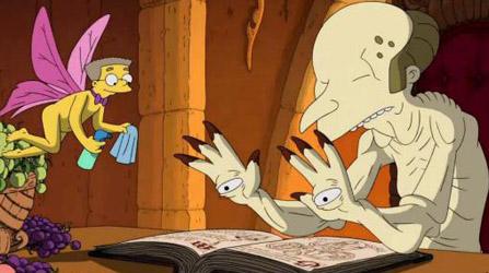 Simpsons: Guilhermo del Toro cria abertura de Halloween