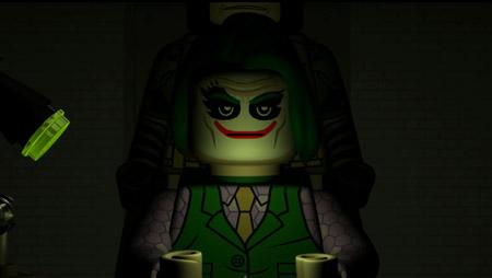 Animador recria cena de O Cavaleiro das Trevas em Lego