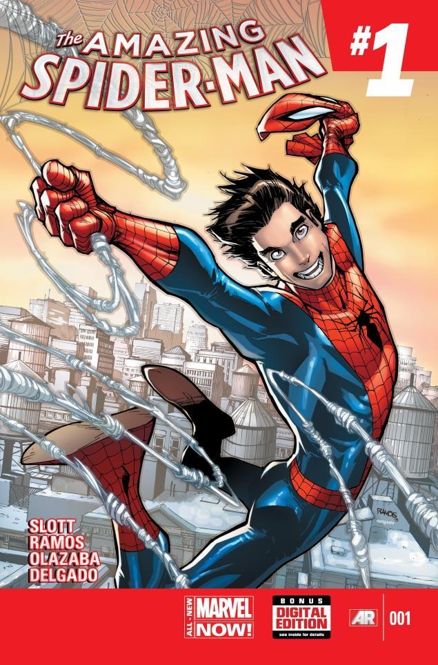 Confirmado: Peter Parker volta a ser o Homem-Aranha