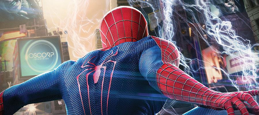 Vimos Homem-Aranha 2: A Ameaça de Electro
