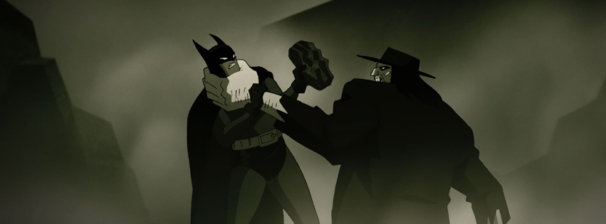 batman strange days Assista Batman: Strange Days, novo curta de Bruce Timm