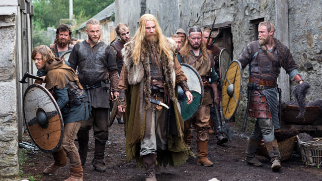 vikings tv review a l Vikings    o Retorno