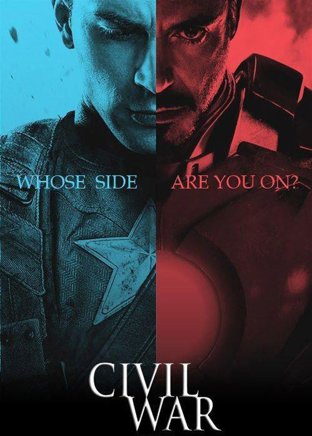 Guerra Civil Marvel 02