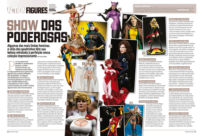 5. Action-figures - Heroinas
