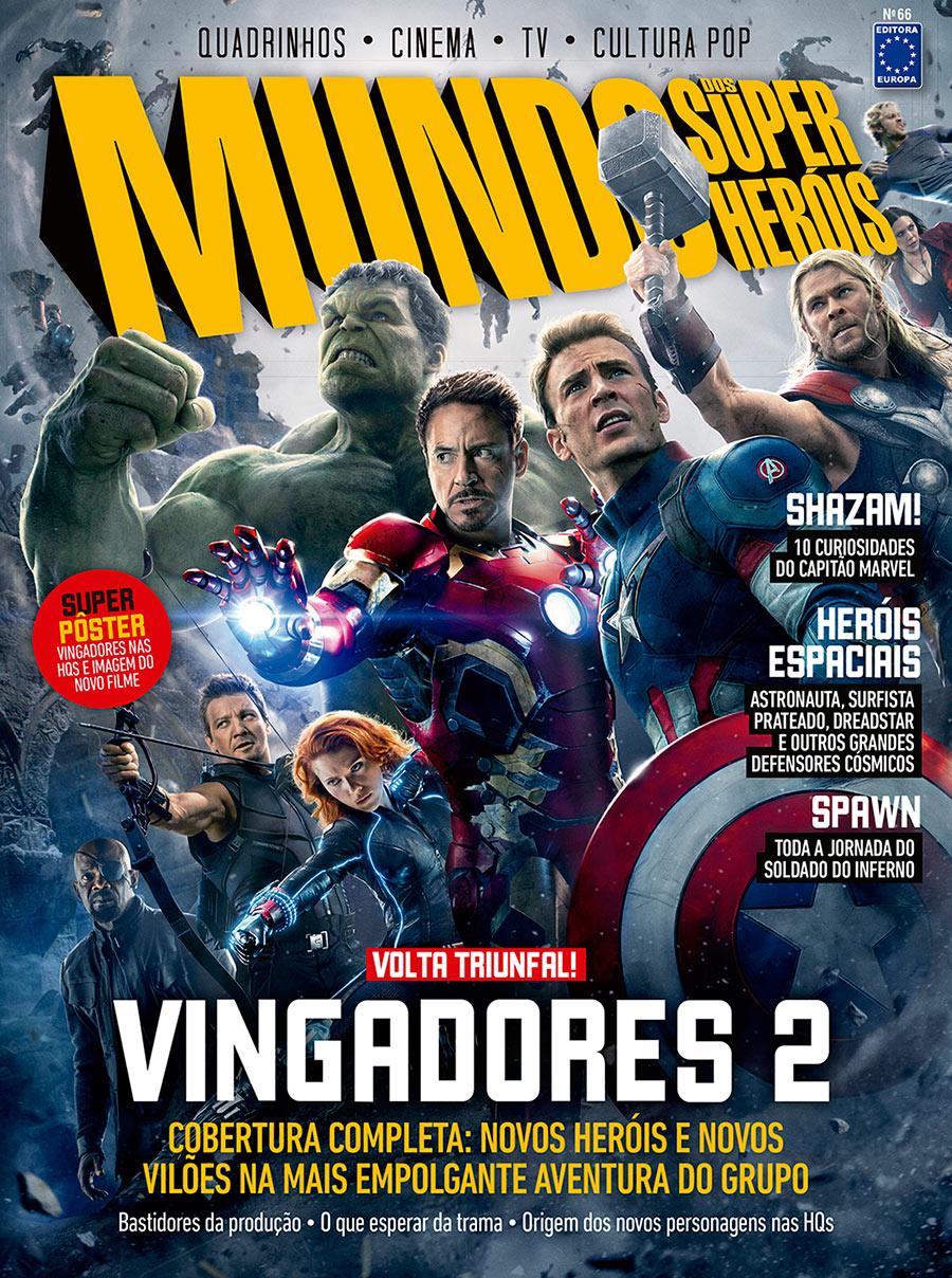 Mundo dos Super-Heróis 66