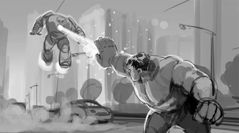 Vingadores-animatic 02