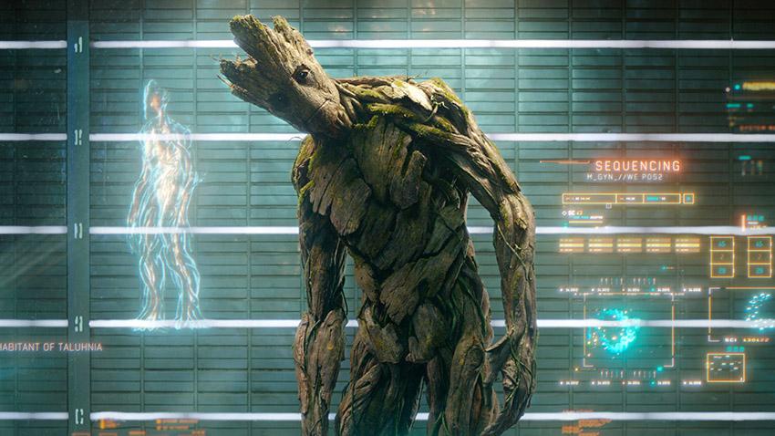 Sheldon Stopsack, o artista que deu vida ao Groot de Guardiões da Galáxia, é um dos convidados do VFX Rio.