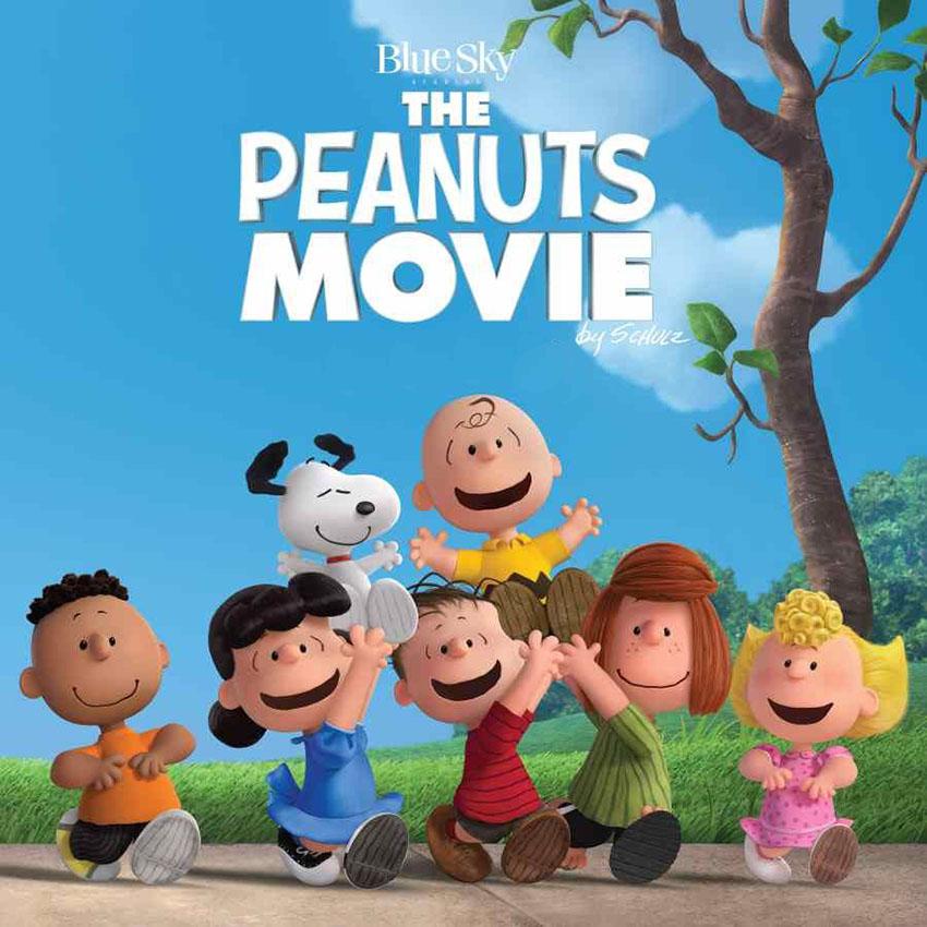 Peanuts, o filme