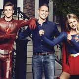 Séries: Flash e Supergirl se encontram em episódio especial