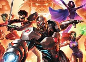 Animação Justice League vs. Teen Titans ganha trailer