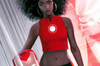 Garota negra substitui Tony em Homem de Ferro