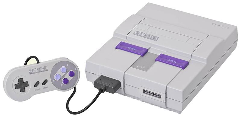 Super Nintendo (Super NES)