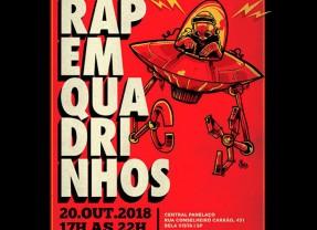 Os Heróis do Hip Hop! Rap em Quadrinhos