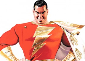 Por que o Capitão Marvel se tornou Shazam?